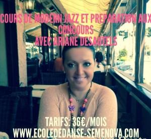 Ariane prof ecole Semenova